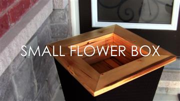Small Flower Box