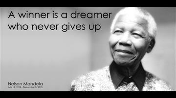Happy Nelson Mandela International Day