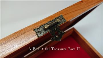 How to make a beautiful treasure box